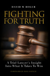 fighting for truth book cover